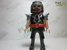 PLAYMOBIL PLAYFIGURE KNIGHTS /BLACK DRAGON Knights. / CHEVALIER