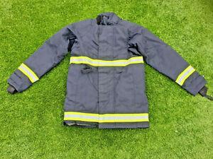 Cosalt Fire Service Black turnout Jacket