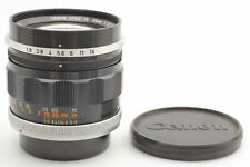 **Exc+++++** Canon FL 85mm F/1.8 Telephoto FD Mount Lens From JAPAN