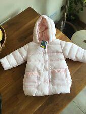 cff054c17 United Colors of Benetton bebé niñas de 3-6 meses de abrigo chaqueta rosa.  nuevo