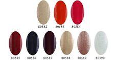 Bluesky UV LED Gel Nail Polish  Standard Colours 80582 to 80590