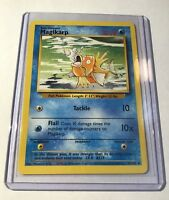 MAGIKARP - Base Set - 35/102 - Uncommon - Pokemon Card - Unlimited Edition - NM