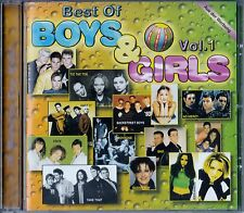BEST OF BOYS & GIRLS - VOL. 1 / CD - NEU