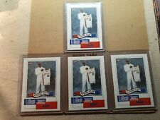 "2003 OMR LeBron James Future Star ""ROOKIE"" (Four Cards)Mint+"