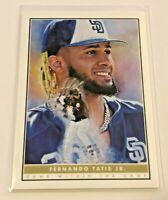 2020 Topps Baseball Game Within the Game - Fernando Tatis Jr - San Diego Padres