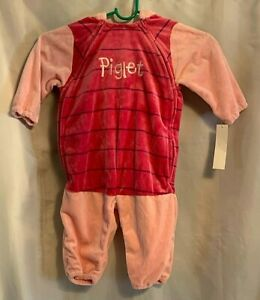 Disney Shopping Piglet Costume Infant Baby 12 to 18 Months