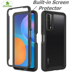 Case For Huawei P20 P40 Lite P Smart 2021 Cover 360 Hybrid Shockproof Protective
