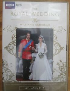 The Royal Wedding William and Catherine BBC DVD