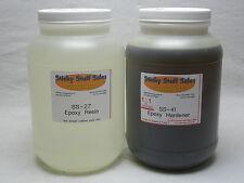 Genuine SS-27 Epoxy resin*Ultra strength* Includes 65min SS-41 hardener * 2GAL