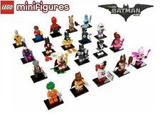 LEGO Batman Movie Series 1 Minifigures Complete Set of 20 - 71017