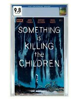 CGC 9.8 SOMETHING IS KILLING THE CHILDREN 1 LTD FOIL VARIANT PREORDER LCSD