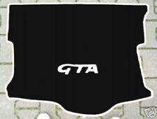 Alfa Romeo 147 GTA Tapis de coffre moquette noir/gris