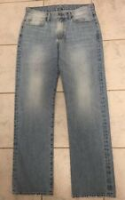 Lucky Brand 363 Vintage Straight Handcrafted 32 X 32 Denim Blue TEST Jeans New