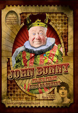 John Bunny - Film's First King of Comedy DVD Documentary silent movie Vitagraph