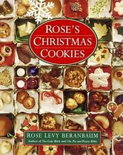 Rose's Christmas Cookies-ExLibrary