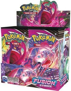 Pokémon - Sword & Shield 8 Fusion Strike - Booster Display (36 Count) - PREORDER