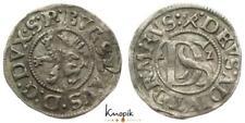 Pommern-Stettin, Bogislaw XIV., Doppelschilling (16)22, Olding 91, 1,26g., ss