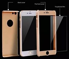 Luxury *360 Degree* Full Body Protection Front n Back Case For iPhone 5/5S/SE