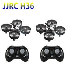 2x H36 Mini RC Quadcopter 6 Axis 2.4G Gyro Headless Mode 3D Rollover Drone Toys