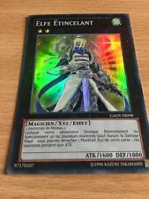 Carte Yu-Gi-Oh! GAOV-FR098 Elfe Etincelant (Super Rare)