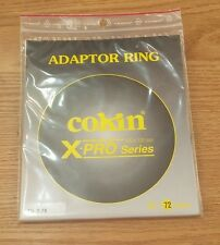 Genuine Cokin X-Pro Series 72mm Adapter Ring