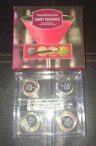 NEW Bare Minerals Candy Cocktails Eye Shadow Set Kir Royale Mojito Daiquiri Tea