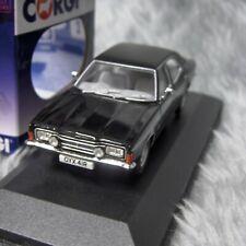 NEW Vanguards 1:43 Ford Cortina Mk3 2000E Black VA10317