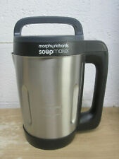 Morphy Richards 501028 1.6L Stainless Steel Soup Maker