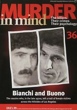 Murder in Mind Issue 36 - Bianchi and Buono
