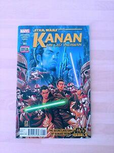 Kanan The Last Padawan 1. Star Wars. Marvel Comics. 2015