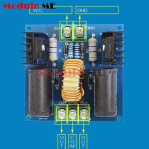 DC 12V-30V ZVS Tesla Coil Driver Generator 10A 200W High Voltage Power Supply
