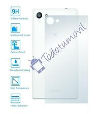 Tempered glass screen protector film for Sony Ericsson Xperia Z5 Compact Rear