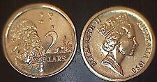 1990 Australian $2  'Aboriginal Elder' Coin:Released in Mint & Proof Sets