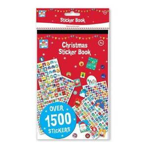Christmas Sticker Book Over 1500 Stickers Kids Creative Fun Activity Crafts