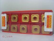 10 X SANDVIK R245-12T3M-PH 4040 WENDESCHNEIDPLATTEN CARBIDE INSERTS