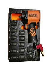 "Matco Tools 1/2"" Stubby Impact Wrench - Mt2765Ko Fullly working Set"