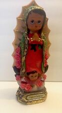 Our Lady Of Guadalupe Statue Virgin Mary Virgen Maria De Guadalupe Catholic 8""