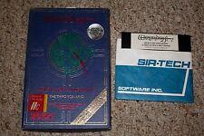 Wizardry: Legacy of Llylgamyn The Third Scenario Apple II, 1983 with Box 3rd II