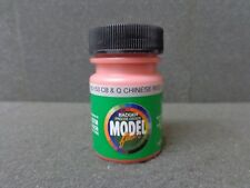 1 Fluid Oz. Jar CB&Q Chinese Red Model Train / Hobby Paint - Badger #16-153