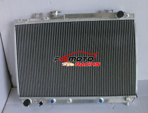 Aluminum Radiator Fit TOYOTA Townace SBV KR42/43R / SPACIA SR40 VAN 1995-2003 AT