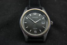 Accurist Date Classic Style Grey Face MB231G stainless steel WR 50m