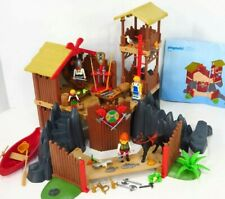 Playmobil 3151 Viking Longhouse Set 2001