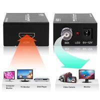 MINI Converter HDMI to SDI 3G SD/HD-SDI USA Seller Free Fast SAMEDAY US Shipping