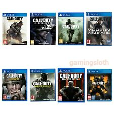 Call of Duty PS4 Games VGC Choose A Game or Bundle Up **FREE UK POSTAGE**