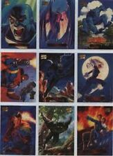 1994 Marvel Masterpieces Collectible Cards Set