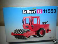 rouleau compresseur HAMM 11553 KIBRI train electriqueHO