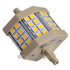 J78 LED Warm White Replacement Energy Saving Security Pir Flood Light Bulb R7s