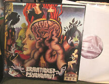 BRAINTICKET PSYCHONAUT GERMAN BELLAPHON LP kraut rock psych electro cosmic '72!!