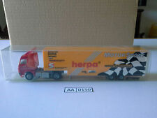 Véhicules miniatures Herpa pour Scania