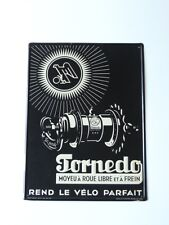 TORPEDO FREILAUF SYSTEM SACHS D.R.P. SCHILD BLECHSCHILD  30er JAHRE ORIGINAL